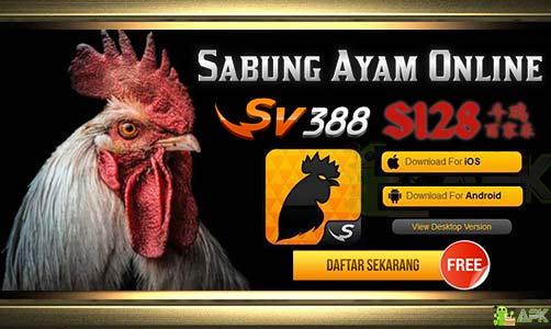 Situs Agen Sabung Ayam Online · Daftar SV388 · Daftar S128